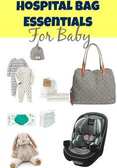 Hospital Bag Essentials For Baby