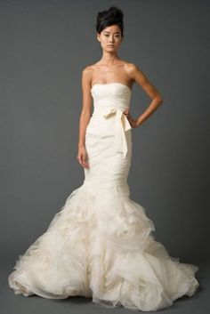 ad3bef77bf8b Today I am very pleased to showcase my yet another post of vera wang  mermaid wedding dresses! Today I have a fabulous collection of vera wang  mermaid ...