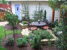 Kleine Landschaft Design #Garten