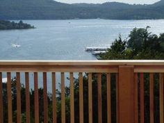 Branson House Rental: 'the Rusty Moose Lodge' Majestic Lakeviews! | HomeAway