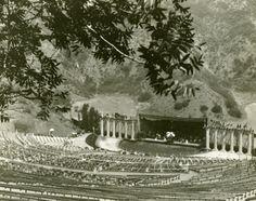 Hollywood Bowl  1925
