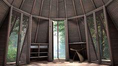 The Nook - Antony Gibbon Designs - Shelter - Raft - Interior - Humble Homes