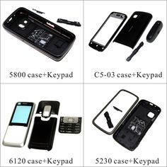 sports shoes a55f8 be8b0 For Nokia 3100 1100 1800 1010 1000 Housing Front Faceplate Frame ...