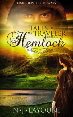"FREEBIE Tales of a Traveler: Hemlock (Book One: Time Travel Romance Series) by NJ Layouni 4.7 Stars  Like"" the More For Less Online's FB page for free & deeply discounted kindle ebook deals! https://www.facebook.com/More4LessOnline"
