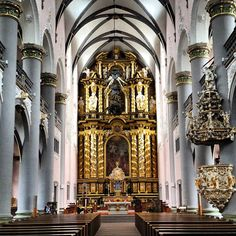 My husband visited this church when he was in Padderborn Germany for work....beautiful!!