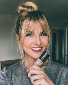 Terrific I want her bangs & lip color! /amberlfillerup/ The post I want her bangs & lip color! /amberlfillerup/… appeared first on Iser Haircuts .