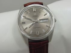 1969 OMEGA SEAMASTER AUTOMATIC DAY/DATE MEN'S WATCH