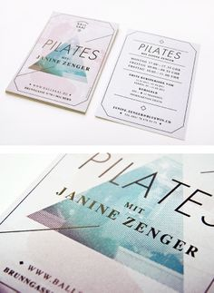 Flyer Pilates, by Tanja Roux