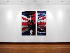 Winston Churchill quote poster art #posterart