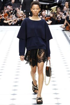 Burberry Prorsum Spring 2016 Ready-to-Wear Collection - Vogue