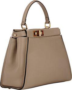 Fendi Peekaboo Medium, Fendi Peekaboo Bag, Luxury Bags, Luxury Handbags, Purses And Handbags, Peek A Boo, Cloth Bags, Handbag Accessories, Fashion Accessories