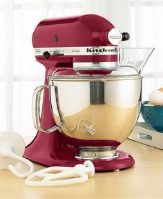 My amazing KitchenAid Mixer that keeps me baking. I love you KitchenAid Mixer. Kitchenaid Artisan Stand Mixer, Artisan Mixer, Artisan Kitchen, Small Kitchen Appliances, Kitchen Aid Mixer, Kitchen Gadgets, Cool Kitchens, Kitchen Stuff, Kitchen Aide