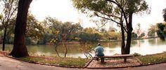 Com, 112 mil m², o Parque da Aclimação é um dos mais tranquilos da cidade. Foto: Caio Pimenta/SPTuris.