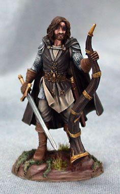 Euron Greyjoy from Dark Sword Minatures