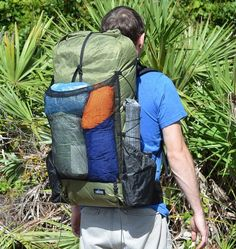 ZPacks Arc Blast Cuben Fiber Backpack - 21 oz / 595 g