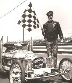 The Munsters best episode,Herman drag racing