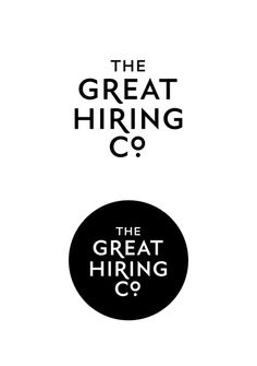 The Great Catering Co Identity Logo Inspiration, Typographie Inspiration, Round Logo Design, Web Design, Catering Logo, Catering Companies, Pet Logo, Graphic Design Branding, Logo Branding