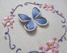 Sew in Love: Raised Embroidery and Stumpwork