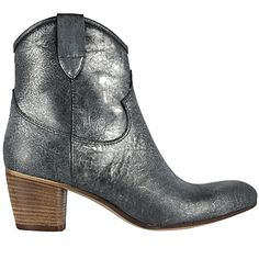 Town Shoes @Town Shoes - #164613496 - #mutedmetallic #metallic cowboyboots #Stampede @CrossIron_Mills #SavingsSecrets