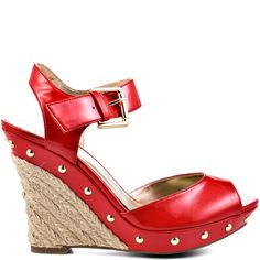 Tabari 2 - Medium Red by Guess Shoes