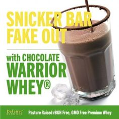 Try out our latest ice-cold but hot and spicy Chocolate Warrior Whey recipe: the Mexican Frozen Chocolate. Frozen Chocolate, Chocolate Treats, Chocolate Recipes, Almond Chocolate, Whey Protein Recipes, Protein Foods, Nutrition Products, Chocolate Protein Shakes