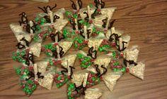 Christmas party favors for pre-kindergarten class.