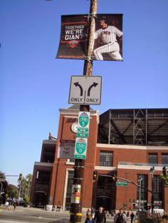 Miquelli's Amerikablog: Activiteit: AT&T Park Baseball - San Francisco Gia...