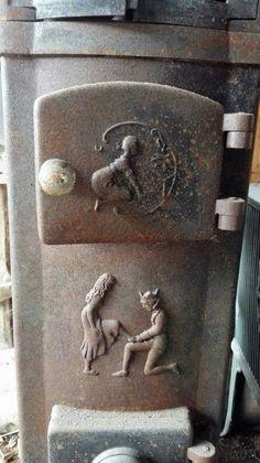 FINN – Gammel eidsfoss ? Sjarmerende ovn 1930?? Kr 800, hentes buvika