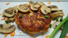 Thai Style Chicken Burgers Shared on https://www.facebook.com/LowCarbZen