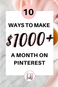 Want to make $1000+ a month online? Click to read how you can be making money monthly with your Pinterest account. Quit your 9-5 and learn how to make money through social media now, or repin for inspo later #workfromhometips #makingmoneyathome #workingmomtips #bloggingtips #earnmoneyonline