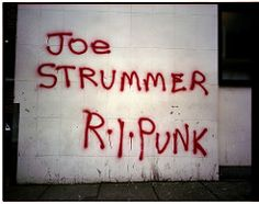 JOE STRUMMER R.I.P. (GDMOK) Tags: uk london punk rip joe clash rest brixton…
