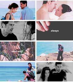 """Are you with me?""  Jate, Lost. Jack Shephard Kate Austen"
