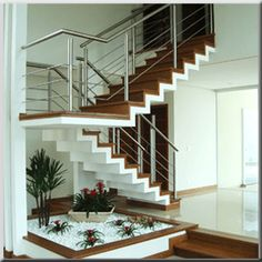 home design ideas living room Staircase Handrail, Staircase Design, Modern Interior Design, Interior And Exterior, Home Room Design, House Design, Interior Design Living Room, Living Room Designs, Escalier Design