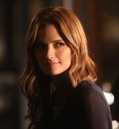 Stana Katic is not going to be a part of Castle Season Fans were left wondering over the fate of her character Kate Beckett. Castle 2009, Castle Abc, Castle Tv Shows, Kate Beckett, Stana Katic, Grimm Season 5, Castle Season 8, Snapchat, Hair Evolution