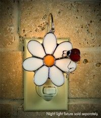 Large selection of Switchables Ornament Night lights and Beacon Design, a Division of ChemArt, ornaments that are made in USA. Stained Glass Night Lights, Stained Glass Ornaments, Faux Stained Glass, Stained Glass Lamps, Stained Glass Projects, Stained Glass Patterns, Mosaic Glass, Fused Glass, Mosaic Mirrors