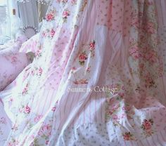 Google Image Result for http://summerscottage.com/images/chenille-pink-roses-curtain1.jpg