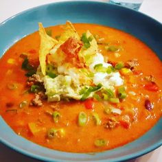 Soup Recipes, Cooking Recipes, Thai Red Curry, Tapas, Food And Drink, Pasta, Snacks, Ethnic Recipes, Soups