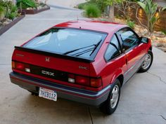 Bid for the chance to own a No Reserve: 1985 Honda CRX Si for Charity at auction with Bring a Trailer, the home of the best vintage and classic cars online. Honda Crx, Honda Civic, Soichiro Honda, Motogp Valentino Rossi, Eco Friendly Cars, Lamborghini Gallardo, Ferrari 458, New Honda, Import Cars