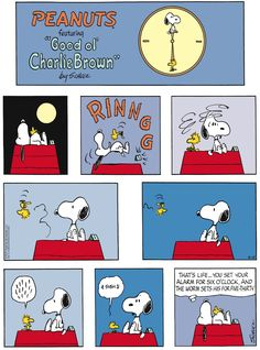 Peanuts by Charles Schulz for Sep 10, 2017 | Read Comic Strips at GoComics.com
