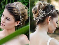 Tiaras para noivas - Fotos, Modelos