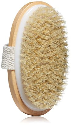 Fantasea Natural Bristle Body Brush >>> To view further for this item, visit the image link. (Note:Amazon affiliate link) #bodySkinCare