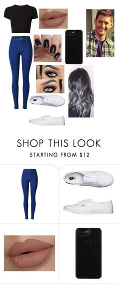 """""""Untitled #100"""" by nashatucker on Polyvore featuring Vans and Getting Back To Square One"""