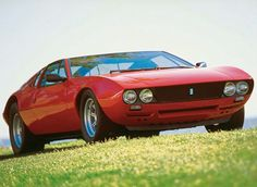 "before the pantera, there was the Mangusta (""mongoose,"" as in ""vs. cobra"" get it?). 40"" tall, Ford-powered, stunning, stunning car. the suspension & handling were supposed to be one of the worst ever produced. most have been sorted, though."