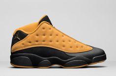 Release Date: Air Jordan 13 Low Chutney