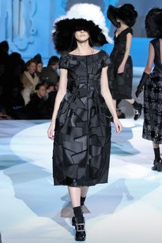 Marc Jacobs Fall 2012 Ready-to-Wear Fashion Show - Patricia van der Vliet