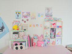 Mon bureau , mon petit coin d'inspiration ♥