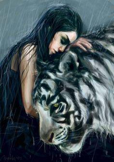 A tigris átka Kelsey és Dhiren