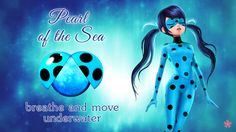 Transformation by Maruvie (Pearl of the Sea-breathe und move underwater)