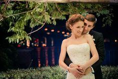 Romantic Garden Wedding at the Cummer Museum by foxfotostudios.com