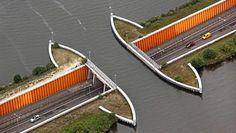 Olanda, ponte al contrario
